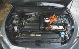 Cupra Leon 2020 road test review - engine