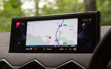 DS 3 Crossback 2019 road test review - infotainment