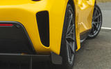 Ferrari 488 Pista 2019 road test review - rear splitter