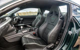Ford Mustang Bullitt 2018 road test review - cabin