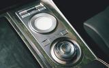 16 Genesis GV80 2021 road test review cerntre console