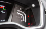 Honda CR-V 2018 road test review - instrument cluster
