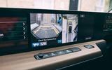 Honda e 2020 road test review - reversing camera