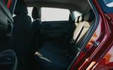 16 Hyundai i20 2021 road test review rear seats