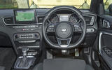 Kia Proceed GT-Line 2019 road test review - dashboard