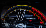 Lamborghini Aventador SVJ 2019 road test review - strada mode