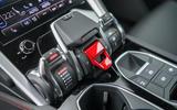 Lamborghini Urus 2019 road test review - start button