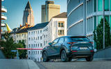 Mazda CX-30 2019 road test review - static rear