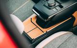16 Mazda MX 30 2021 road test review interior trim