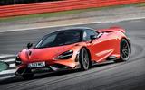 McLaren 765LT 2020 road test review - cornering