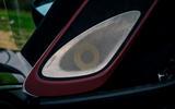 16 McLaren GT 2021 road test review speakers