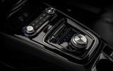 MG 5 SW EV 2020 Road test review - centre console