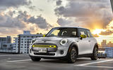 Mini Electric 2020 road test review - static