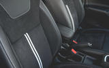 Nissan Micra N-Sport 2019 road test review - seat details