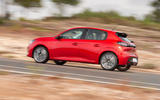 Peugeot 208 2020 road test review - on the road side