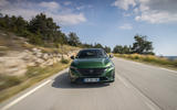 16 Peugeot 308 2021 first drive review on road nose