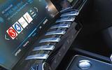 Peugeot 508 2018 road test review - infotainment controls