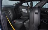 Polestar 1 2020 road test review - rear seats