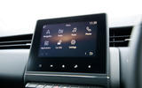 Renault Clio 2019 road test review - infotainment