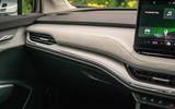 16 Skoda Enyaq IV 2021 RT interior trim