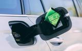 Skoda Octavia Estate 2020 road test review - ice scraper