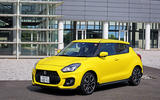 Suzuji Swift Sport Japan-spec review 4-star car