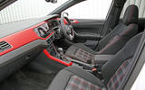 Volkswagen Polo GTI 2018 road test review cabin