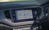Volkswagen T-Roc Cabriolet 2020 road test review - infotainment