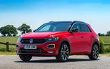 Volkswagen T-Roc 2019 road test review - static front