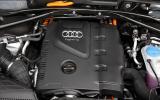 2.0-litre Audi Q5 Hybrid petrol engine