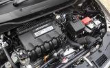 1.3-litre Honda Insight petrol engine