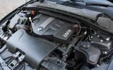 2.0-litre BMW 118d diesel engine