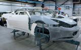 Manufacturing the Lotus Evora 3.5 V6