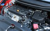 1.8-litre Honda Civic petrol engine
