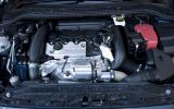 1.6-litre THP Peugeot RCZ engine