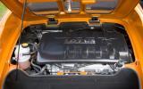 1.6-litre Lotus Elise petrol engine