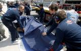 Hamilton fastest; Buemi crashes