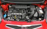 1.2-litre Kia Picanto engine
