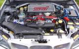 Subaru Impreza 2.5T JDM Sti CZS
