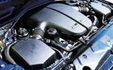 BMW M5 V10 engine