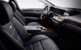 Mercedes-AMG S 63 front seats