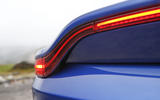 Aston Martin Vantage 2018 review rear lights