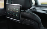 Audi A8 60 TFSIe 2020 road test review - infotainment