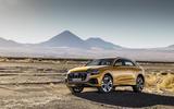 Audi Q8 2018 road test review static hero