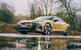 17 audi rs e tron gt 2021 lhd first drive review static front