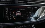 Audi RS Q8 2020 road test review - off road metrics