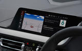 BMW 2 Series Gran Coupe 2020 road test review - infotainment