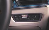 BMW 3 Series 320d 2019 Road Test review - light controls