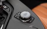 BMW i8 Roadster 2018 review iDrive