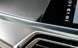 BMW X5 2018 road test review - interior trim